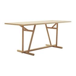 Woodbridge Table | Standing tables | ALMA Design