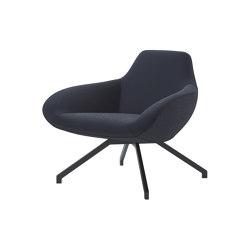 X Big Armlehnstuhl | Sessel | ALMA Design
