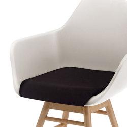 Y Soft Armchair | Seat cushions | ALMA Design