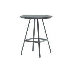 X Table | Bistro tables | ALMA Design