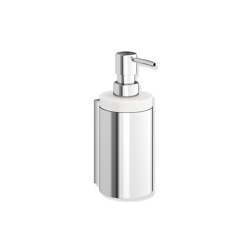 Soap dispenser with holder | Soap dispensers | HEWI