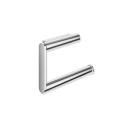 Toilet roll holder chrome | 900.21.00040 | Portarotolo | HEWI