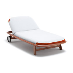 10th Tellaro Sun Lounger | Lettini giardino | Exteta