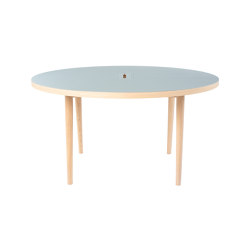 Forum Round Table | Contract tables | ICONS OF DENMARK