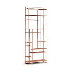 Levia Tall | Shelving | Ronda design