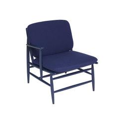 Von | Chair Right Arm | Sillones | L.Ercolani