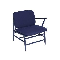 Von | Chair Left Arm | Poltrone | L.Ercolani