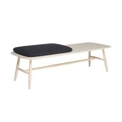 Von | Bench With Pad | Sitzbänke | L.Ercolani