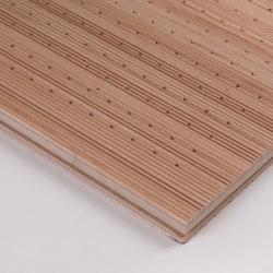 Plexwood Akustisch – Fliese | Holz Platten | Plexwood