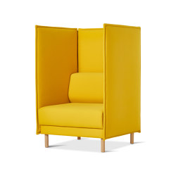 Private Sofa 1 Seater | Armchairs | ICONS OF DENMARK