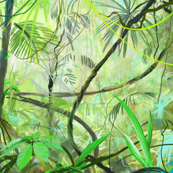 Big jungle | Wall coverings / wallpapers | WallPepper