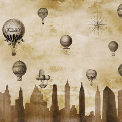 Flying high | Wall coverings / wallpapers | WallPepper