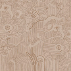 Linee Danzanti | Wall coverings / wallpapers | WallPepper