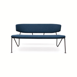 F1 Sofa blue | Benches | Neil David
