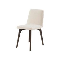 Vik | Stuhl Esche Schwarz Gebeizt Ohne Griff | Stühle | Ligne Roset