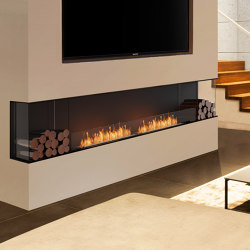 Flex 122BY.BX2 | Open fireplaces | EcoSmart Fire