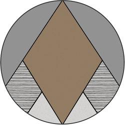 PM3.08.3 | Ø 350 cm | Alfombras / Alfombras de diseño | YO2