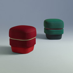 Chemise | Pouf | Pouf | My home collection