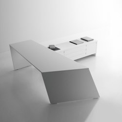 Origami Executive Desk | Desks | Guialmi