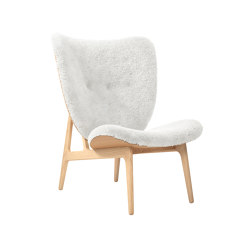Elephant Chair, Natural / Sheepskin: Off White | Armchairs | NORR11