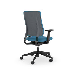 Drumback - Task Chair Iron Grey | Office chairs | Viasit