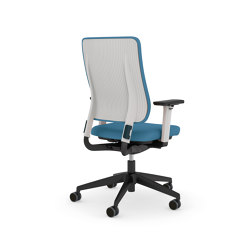 Drumback - Task Chair Tele Grey | Office chairs | Viasit