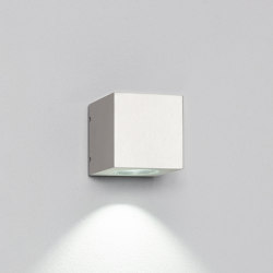 Cube XL natural | Outdoor wall lights | Dexter