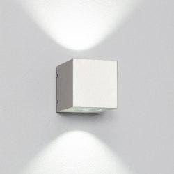 Cube XL duo natural | Outdoor wall lights | Dexter