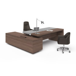Ducale | Executive Desk | Desks | Estel Group