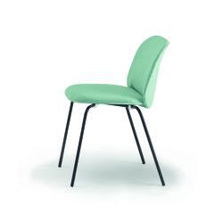 Corolle Padded Chair | Sillas | ARFLEX