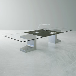 Niemeyer | Meeting Table | Objekttische | Estel Group