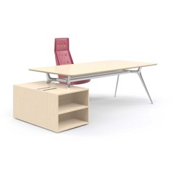 P016 | Executive Desk | Tavoli contract | Estel Group