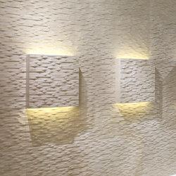 Complementi Luce | Strato quadre luce | Piastrelle pietra naturale | Lithos Design