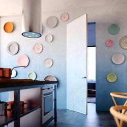 Alba | Fire resistant hinged door | Internal doors | Linvisibile