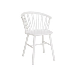 ZigZag Armchair white | Chairs | Hans K