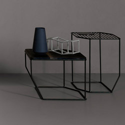 Forma Side tables | Bath shelves | Inbani