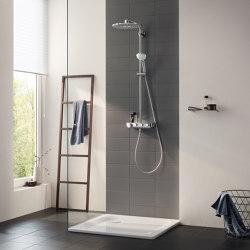Euphoria SmartControl System 310 Duo Shower System | Shower controls | GROHE