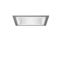 Flixx 300 Square | Deckeneinbauleuchten | LTS