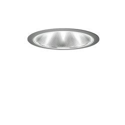 Flixx 300 Flat Round | Deckeneinbauleuchten | LTS