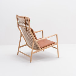 Dedo lounge chair | Poltrone | Gazzda
