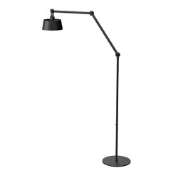 BOLT Floor | long 2 arm upper fit | Free-standing lights | Tonone