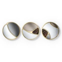 Delta Mirror | Miroirs | black tie