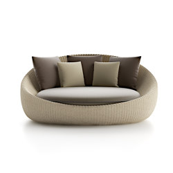 Twiga Day Bed | Sitzinseln | Atmosphera
