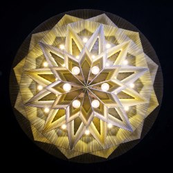 Crystal Mandala - 1000 C | Ceiling lights | Willowlamp
