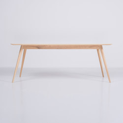 Stafa table | 200x90 | Dining tables | Gazzda