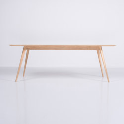 Stafa table | 220x90 | Dining tables | Gazzda