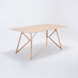 Tink table | 160x90x75 | oak | Dining tables | Gazzda