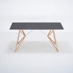 Tink table | 160x90x75 | linoleum | Dining tables | Gazzda
