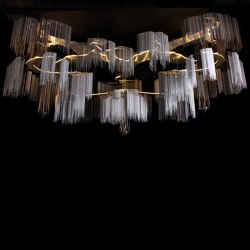 Custom Rene DekKer Large Tree | Suspended lights | Willowlamp
