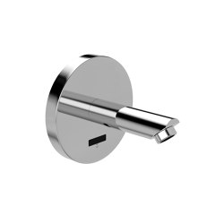 lino concealed wall-mounted faucet WV20, with IR-Sensor, without mixing, chrome - battery | VARIOconnect | Grifería para lavabos | CONTI+